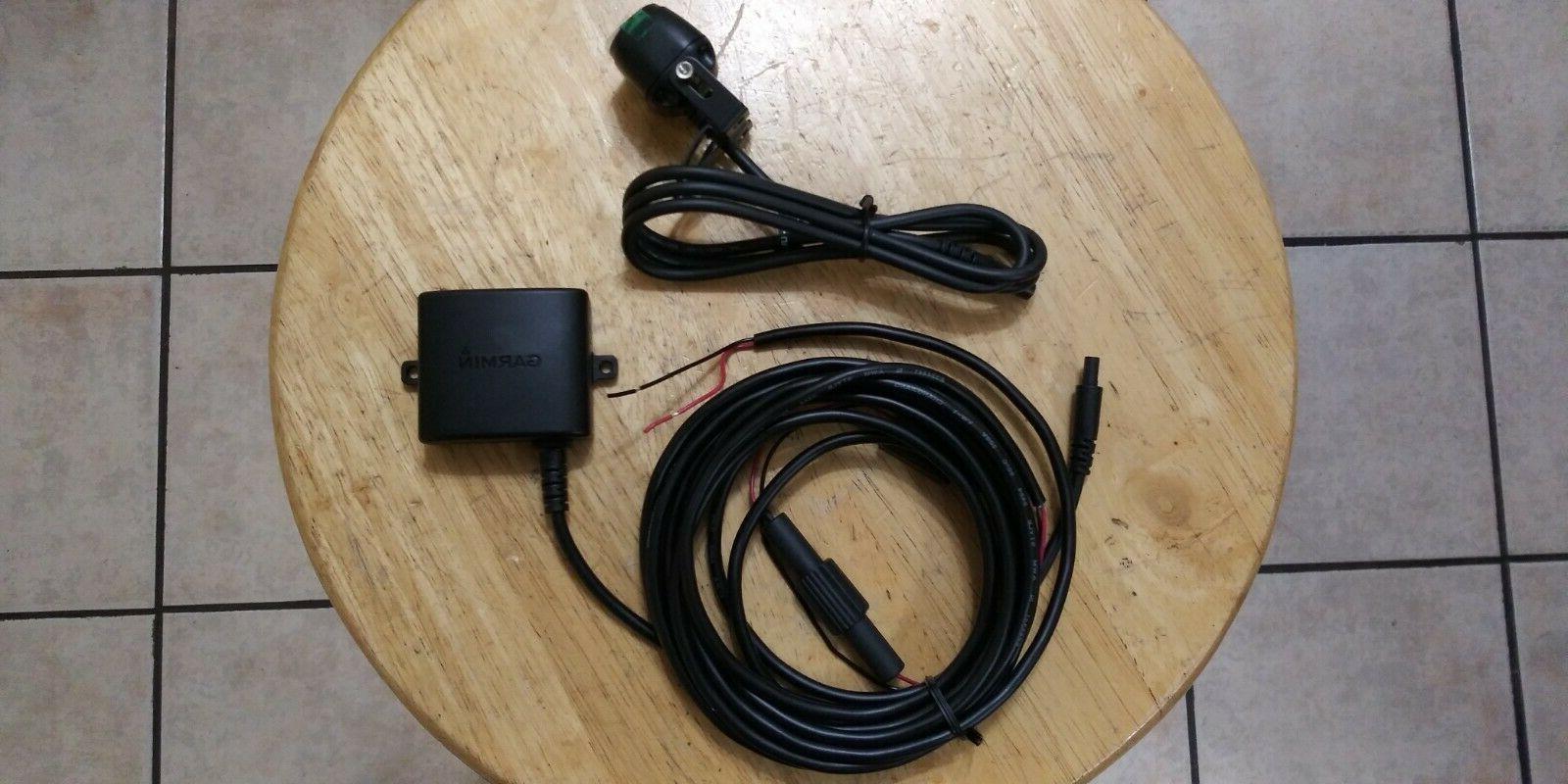 Garmin 30 backup camera transmitter