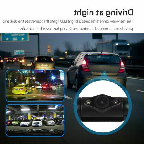 Car Auto Mount Backup Vision Waterproof