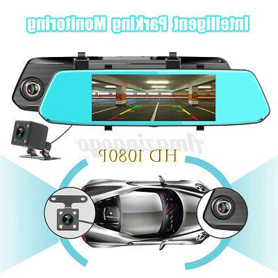 Dual Backup Camera System View