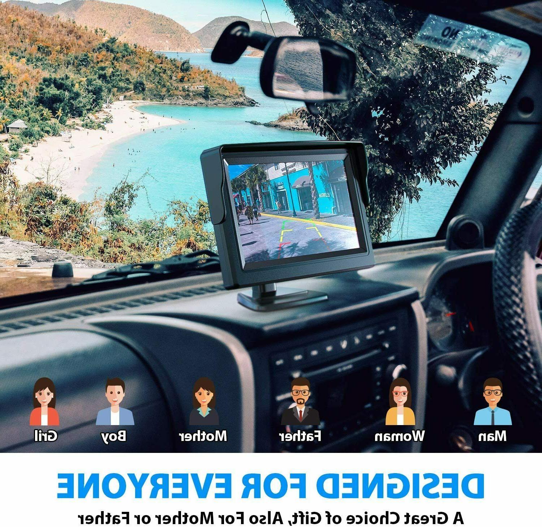 eRapta Camera Car Parking Monitor