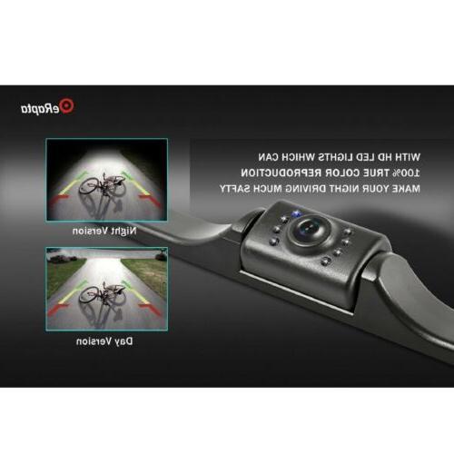 eRapta Backup Camera License View Vision Rear