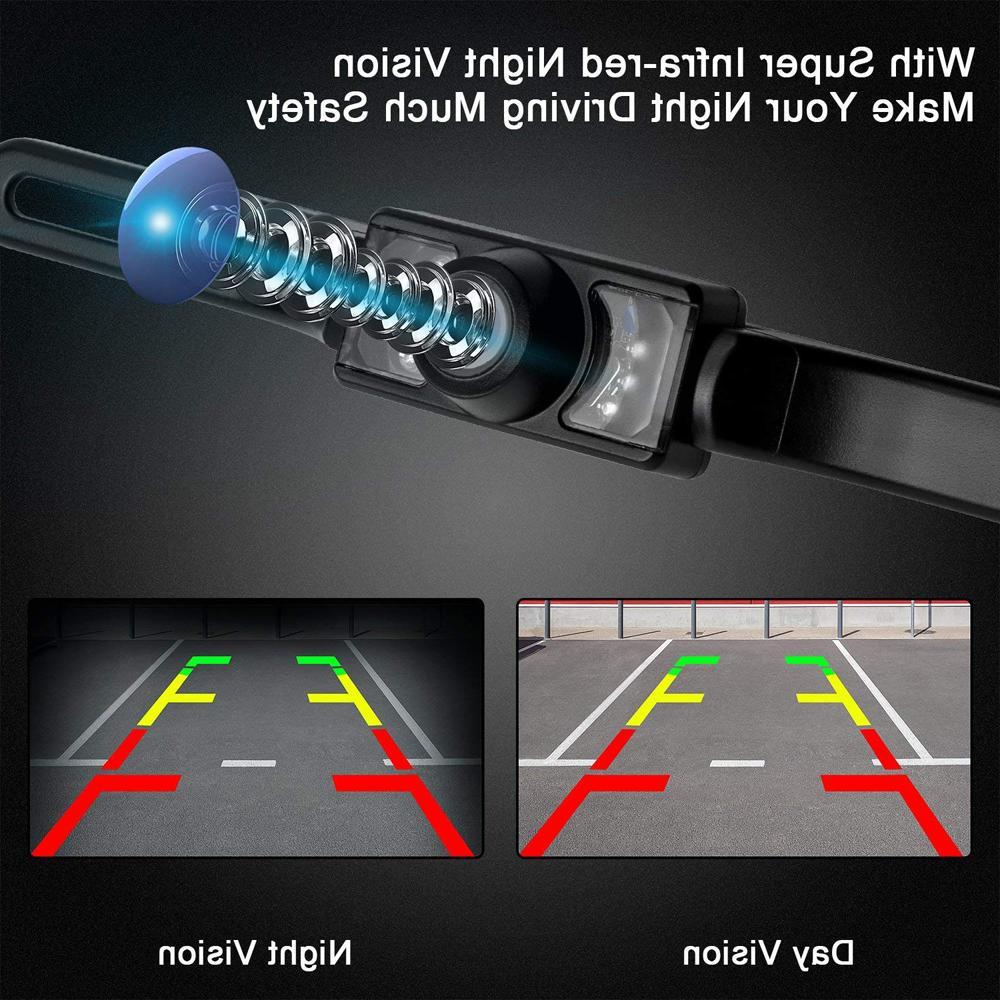 """Car Rear View w/ Vision+5"""""""