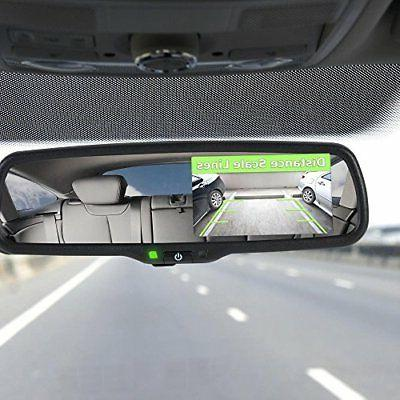 Rearview Camera & Monitor System Kit,