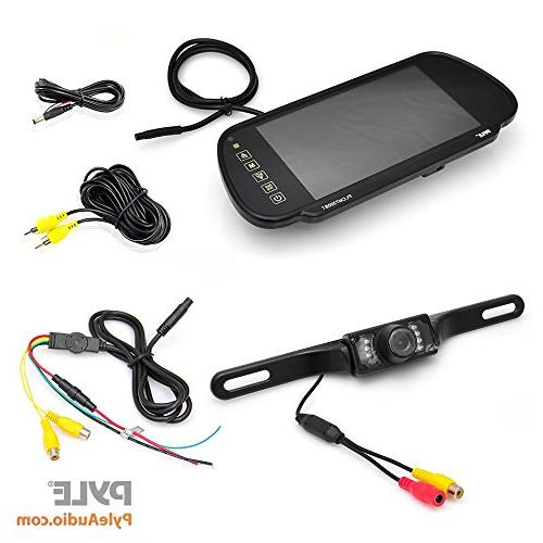 Pyle 7in Monitor Rear-View Camera
