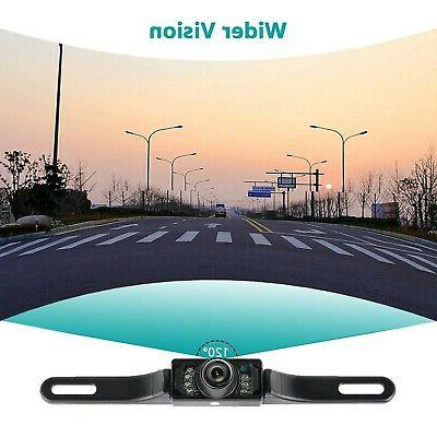 Vehicle Plate Camera - View Reverse