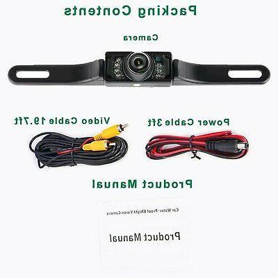 Vehicle Backup View Camera,Automotive...