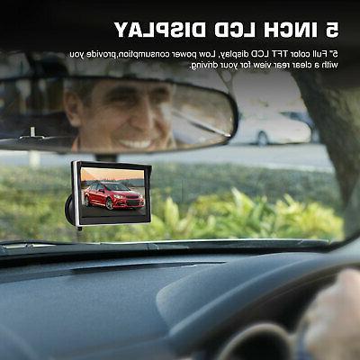 """Rear HD System 5"""""""