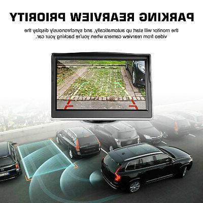 "Wireless Camera Rear HD System 5"""