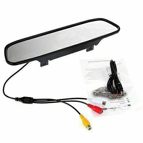 Wireless Rear View Night Vision Monitor