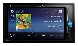 "Pioneer Double DIN 6.2"" WVGA MP3 ID3 Tag Display Rear USB In"