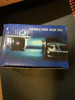 NEW 170° CMOS Car Rear View Backup Camera Reverse 4 LED Nig