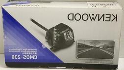 NEW - Kenwood CMOS-230 Universal Rear View Backup Camera