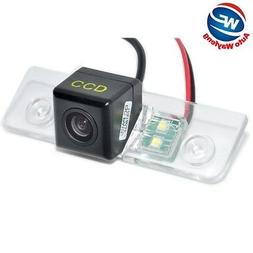 night Car Backup Rear View Rearview Reverse Camera for Skoda