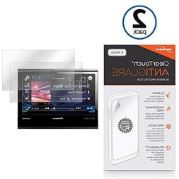 BoxWave Pioneer AVH-4201NEX Screen Protector, ] Anti-Fingerp