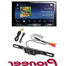 Pioneer MVH-300EX Double 2 DIN MP3/WMA Digital Media Player