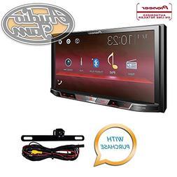 """Pioneer MVH-300EX 7"""" Digital Multimedia Receiver & iBEAM TE-"""