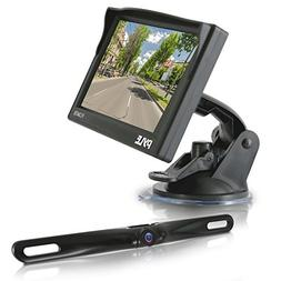 Pyle Backup Car Camera Rearview Monitor System - Parking & R