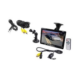 Pyle Plcm7700 7 Window Mount Tft/Lcd Monitor & Rearview Came