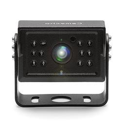 Camecho RC 12V 24V Backup Camera 12 IR Night Vision IP 68 Wa