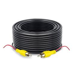 8M RCA Video Cable for Car Backup Camera