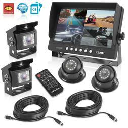 Rear View Backup Camera System - DVR Parking Reverse Car Tru