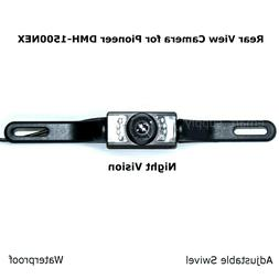 Rear View Camera Backup License Plate Night for Pioneer DMH-