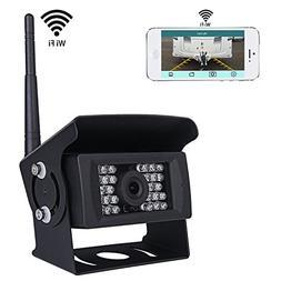 SVTCAM SV-928WF Wireless Backup Camera for Truck,RV,Camper,T
