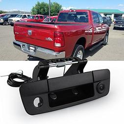 Tailgate Handle Backup Camera, CAR ROVER Reverse Reversing R