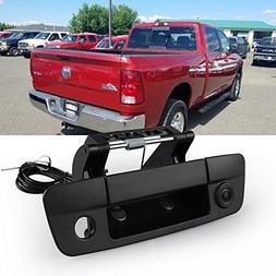 Tailgate Handle Backup Camera, CAR ROVER Reverse Reversing R