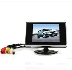 """3.5"""" TFT LCD Monitor"""