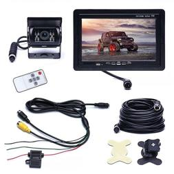 vehicle backup camera 7 tft lcd color