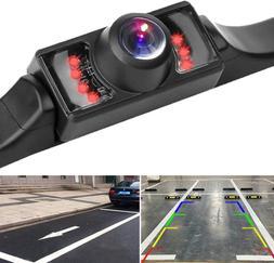 Vehicle License Plate Backup Camera - Car Rear View Reverse