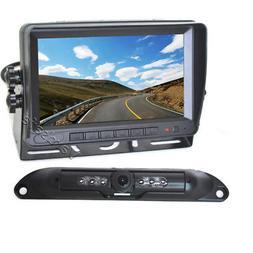 Vardsafe VS408M | License Plate Backup Camera System with Se