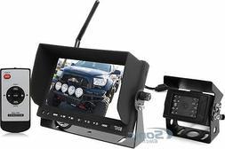 BOYO VTC702R 7 Digital Wireless Rear View System