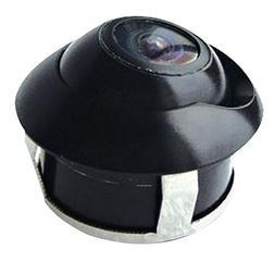 Boyo VTK380HD Keyhole Style Flushmount Ball-Type Rear View C
