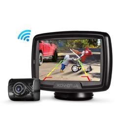 W2 Digital Wireless Backup Camera System Kit 4.3' LCD Monito