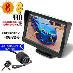 36 Month Warranty Backup Camera and Monitor Kit For Car/MPV/