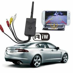 Wifi Car Backup Front View Camera Realtime Video Transmitter