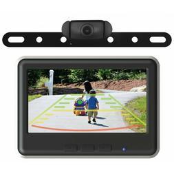 Wireless Backup Camera and Color Monitor Kit - Echomaster MR