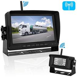 iStrong Digital Wireless Backup Camera System for RV/Truck/T