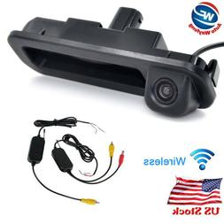 WIRELESS CAR REAR VIEW BACKUP CAMERA FOR FORD FOCUS  CCD CCD