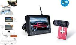 Yuwei Digital Wireless Backup Camera System with 4.3'' W